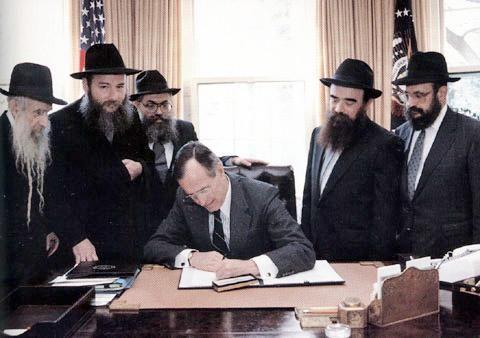 GHW Bush, 1991